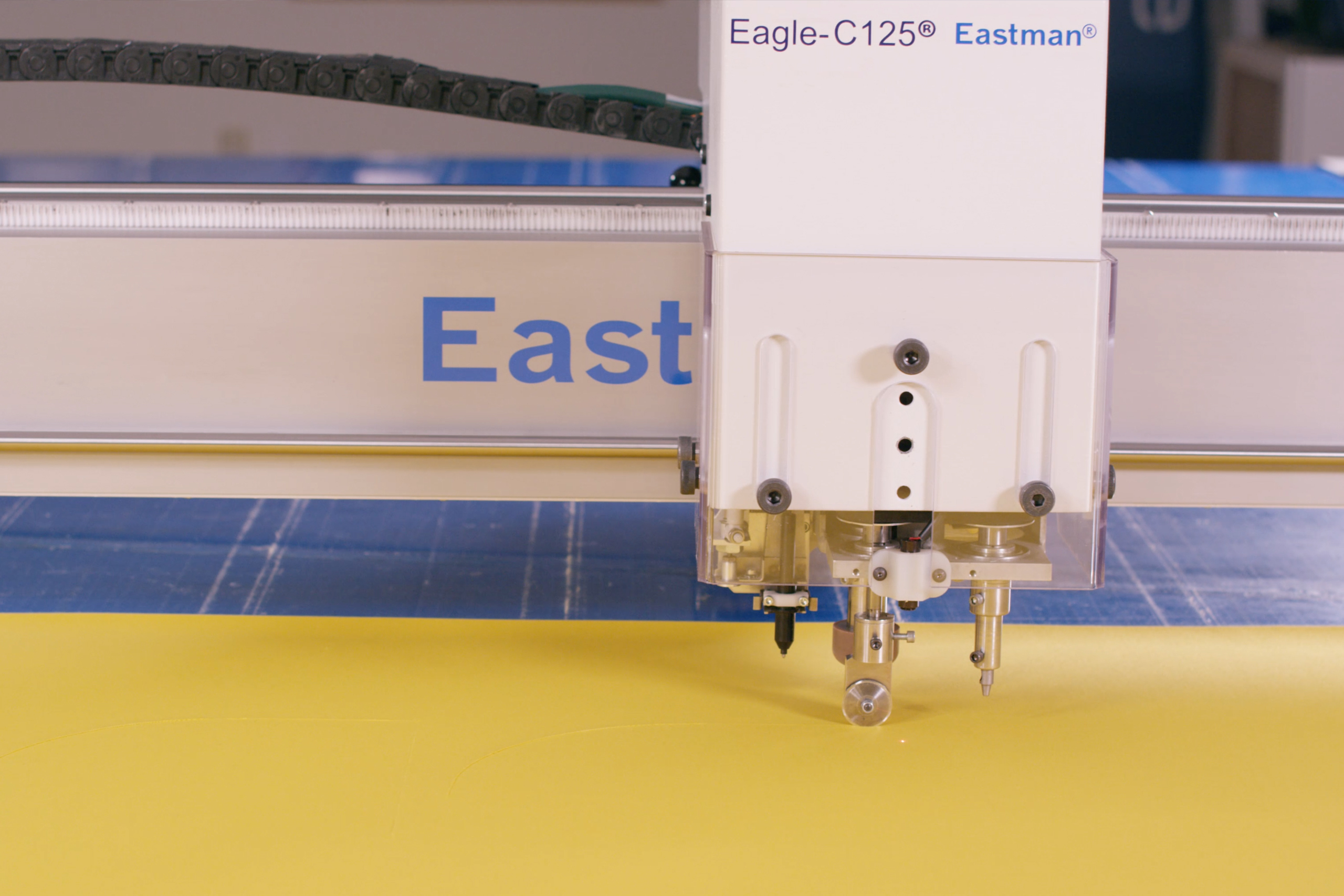 New Eagle-C125 conveyors available for small spaces